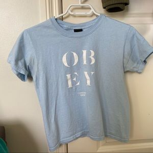 Obey Women's Tshirt